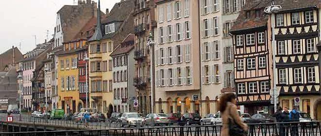 Strasbourg  La cote par quartier , Le Point