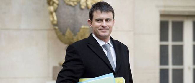 Le ministre de l'Intérieur, Manuel Valls (photo d'illustration).