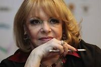 Michèle Mercier, ici en décembre 2012. ©Igor Rustak
