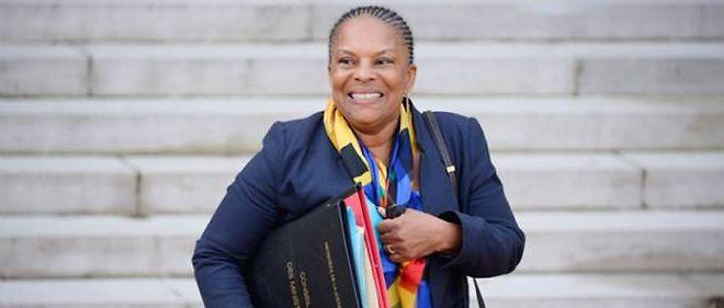 La ministre de la Justice Christiane Taubira lance sa réforme de la justice.