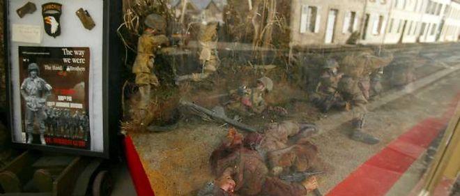 Le musée Airborne de Sainte-Mère-Église.