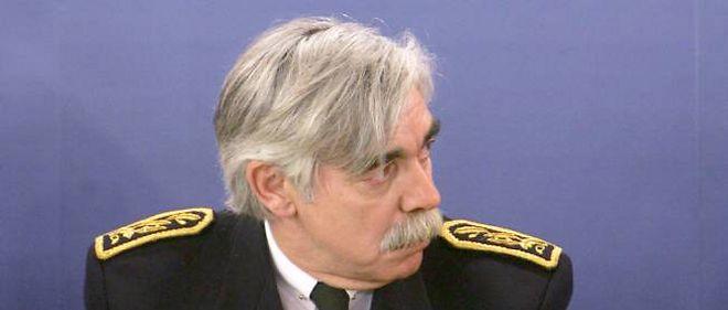 Le préfet Bernard Fragneau