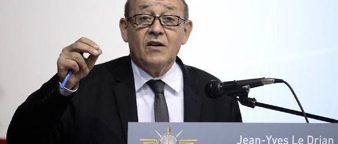 """Jean-Yves Le Drian, ministre de la Défense, a dévoilé un """"pacte défense cyber""""."""