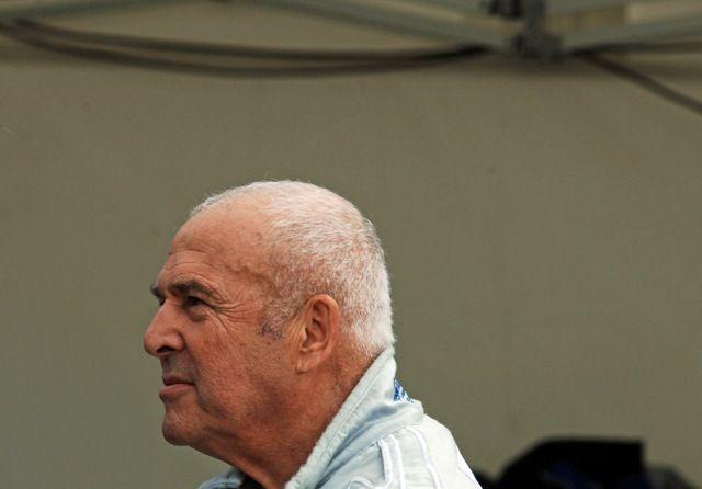 Jean-Claude Andruet est une légende du rallye, très lié à l'histoire d'Alpine.