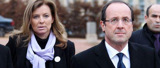 Le président et sa compagne ont officialisé leur rupture, samedi 25 janvier.
