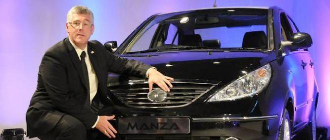 Mystérieuse chute dans un hôtel de Bangkok de Karl Slym, directeur général de Tata, qui avait rejoint le groupe indien en 2012.