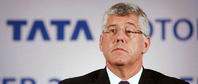 Venant de chez GM, Karl Slym avait pris les rênes de Tata Motors en 2012, mais sans Jaguar ni Land Rover.
