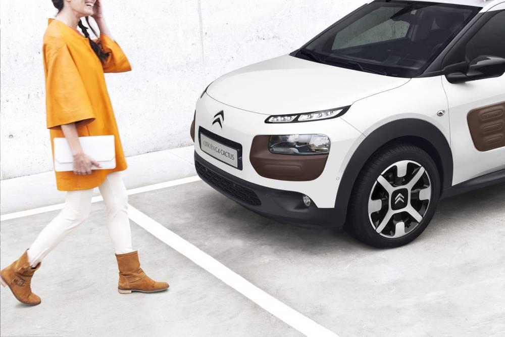Citroën, C4, Cactus ©  Citroën