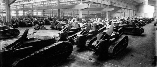 Le rôle trouble de Louis Renault pendant la Seconde Guerre mondiale fait toujours couler beaucoup d'encre...
