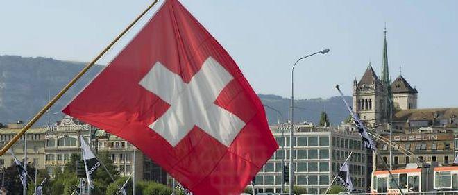 """La """"bonne santé"""" économique de la Suisse attire de nombreux étrangers."""