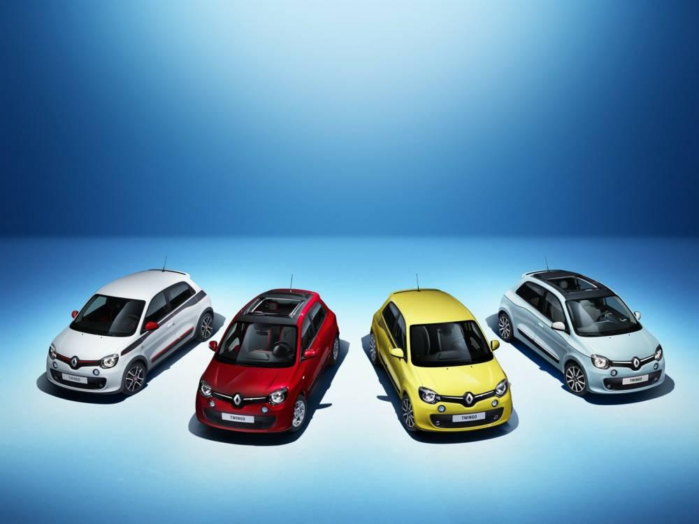 Cette panoplie n'est qu'un prmeier jet. D'autres versions suivront, dont une RS sportive. ©  Renault