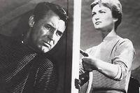 Cary Grant et Brigitte Auber dans