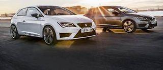 La Seat Cupra est désormais disponible en carrosserie 3 et 5 portes et en deux niveaux de puissance, 265 et 280 ch.