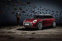 La Mini Clubman Concept préfigure une véritable berline compact premium de 4,22 m de long et 1,84 m de large.