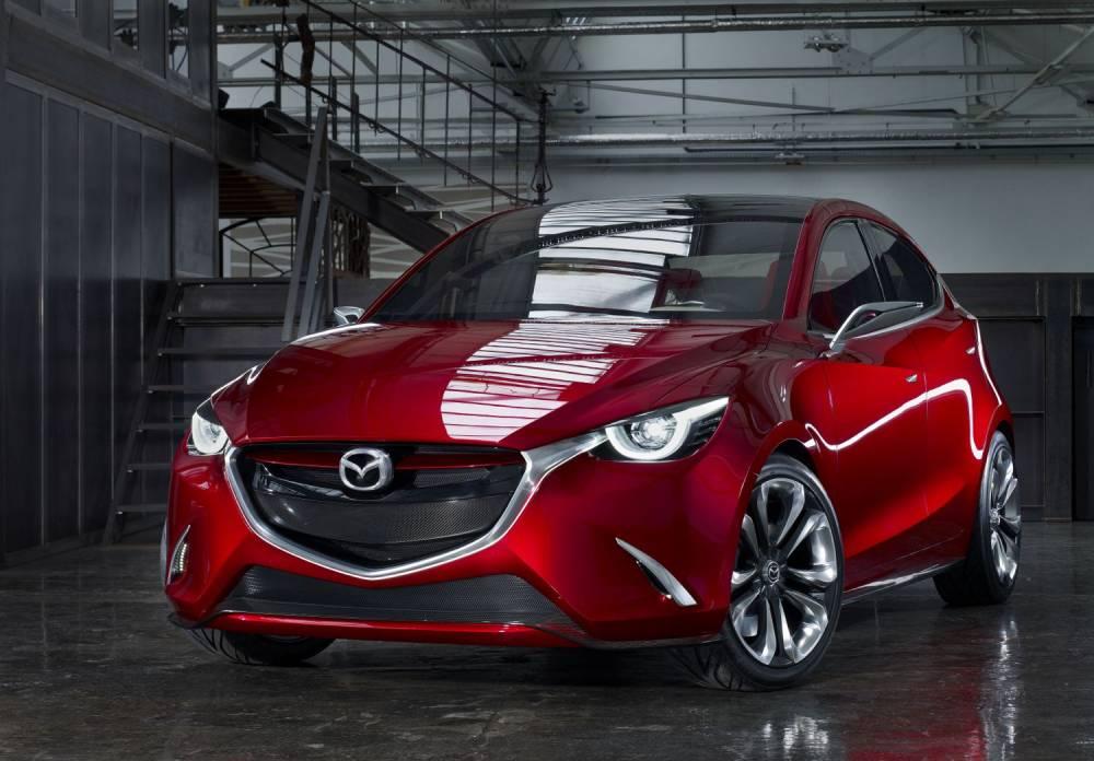 Mazda, Hazumi ©  Mazda