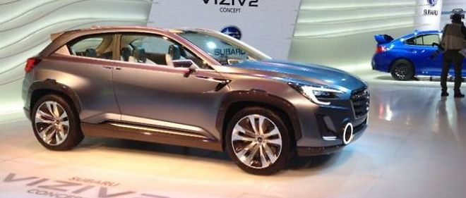 Subaru se penche avec succès sur le SUV compact.