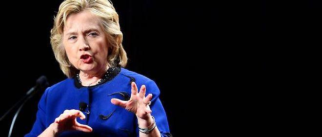 Hillary Clinton, le 26 février 2014.