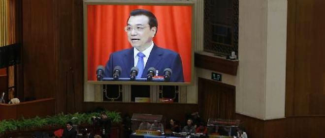 La salle a écouté dans un silence religieux le discours cadre du nouveau Premier ministre Li Keqiang.