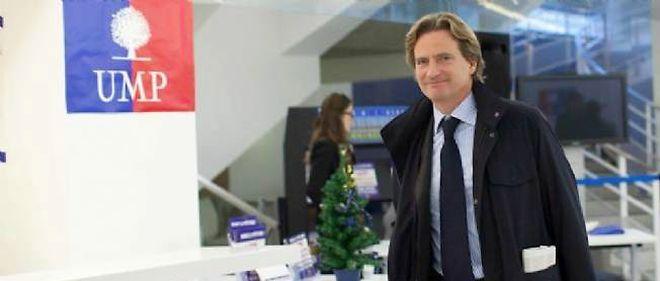 Charles Beigbeder s'est fait exclure de l'UMP après avoir annoncé sa candidature contre NKM à la mairie de Paris.