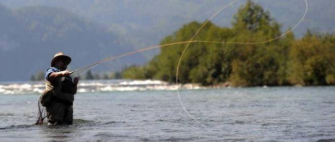 Samedi 8 mars, les pêcheurs pourront s'adonner à la pêche à la truite.