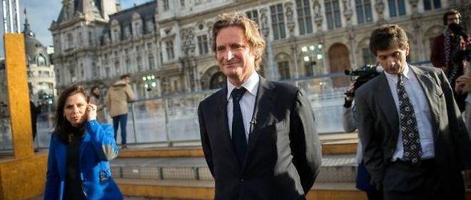 """Charles Beigbeder veut s'attaquer au """"socialo-communisme"""" à Paris."""