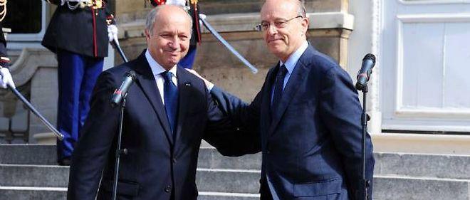 Alain Juppé et Laurent Fabius ont tous les deux été Premiers ministres.