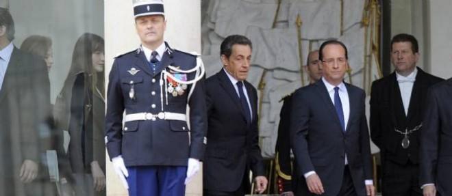Nicolas Sarkozy a été mis sur écoute dans le cadre d'une enquête sur le financement de sa campagne.