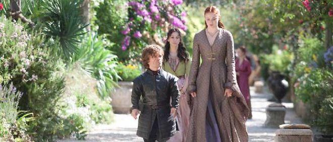 Tyrion Lannister et Sansa Stark