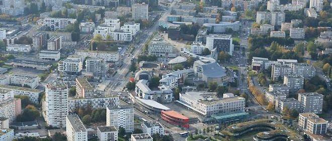 Beaucoup de Caennais se félicitent de la rénovation urbaine de leur ville.