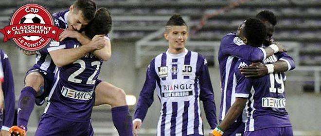 Toulouse vainqueur face à Reims, 2e au Cap.