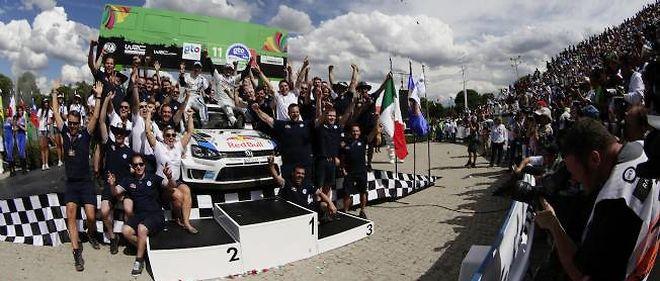A peine plus d'un an après ses débuts en WRC, Volkswagen et Ogier trustent les podiums et signent, au Mexique, le cinquième doublé de leur courte histoire.