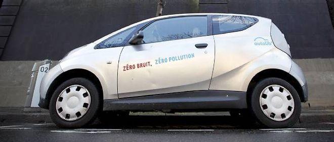 pollution à paris : le vélib et l'autolib gratuits - le point