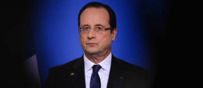 François Hollande. ©AFP