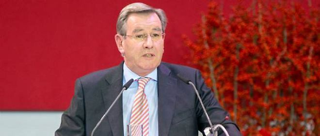 Karl Hopfner prend la tête du Bayern Munich.