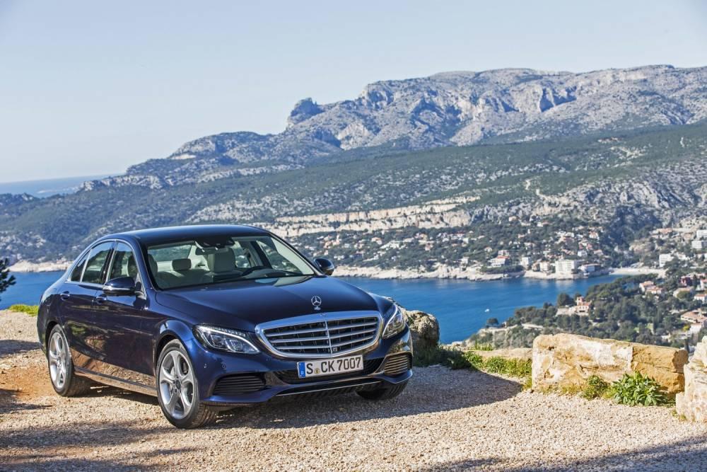 La finition Exclusive reste fidèles aux canons traditionnels de Mercedes, avec beaucoup d'élégance et de distinction. ©  Mercedes