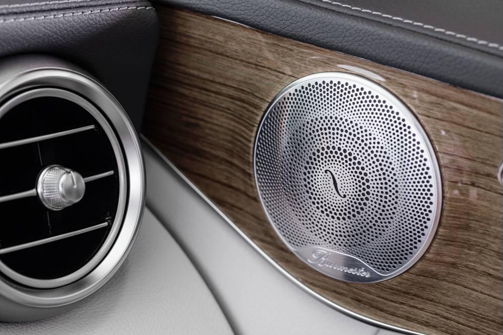 La qualité se niche dans les détails ©  Mercedes
