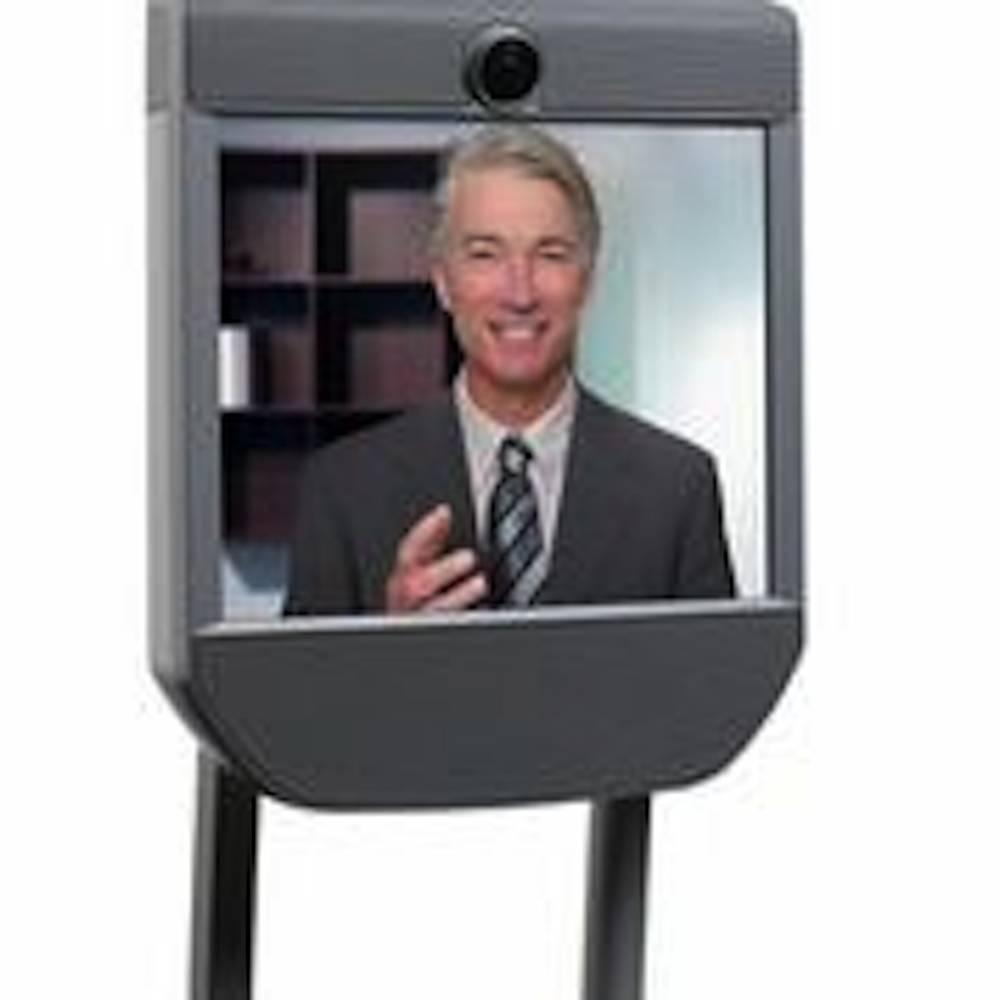 Beam, le robot de téléprésence interactif / @DR