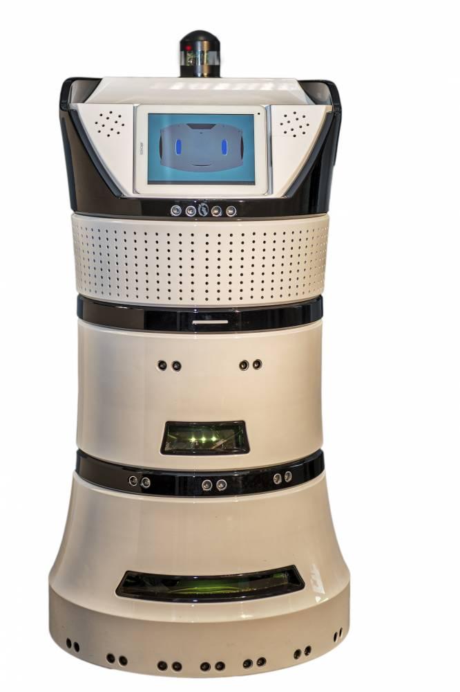 Diya One, le robot purificateur d'air / @DR