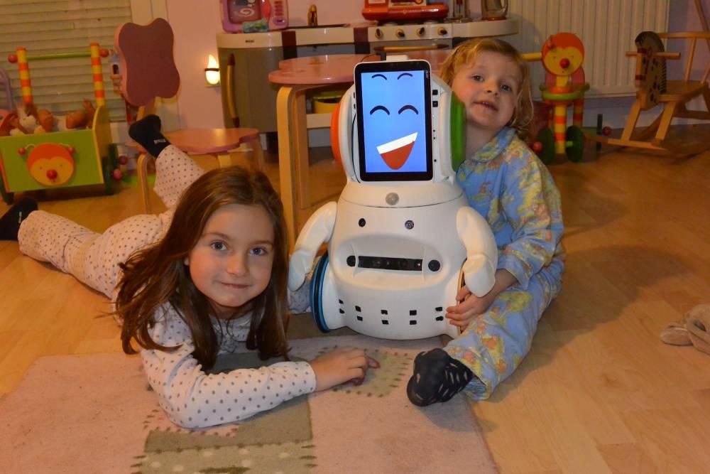 Buddy, le robot compagnon / @DR