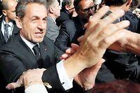 Sarkozy est, selon Philippe Tesson, le seul atout de la droite. C'est pour cela qu'il faut le tuer. ©Valéry Hache/AFP