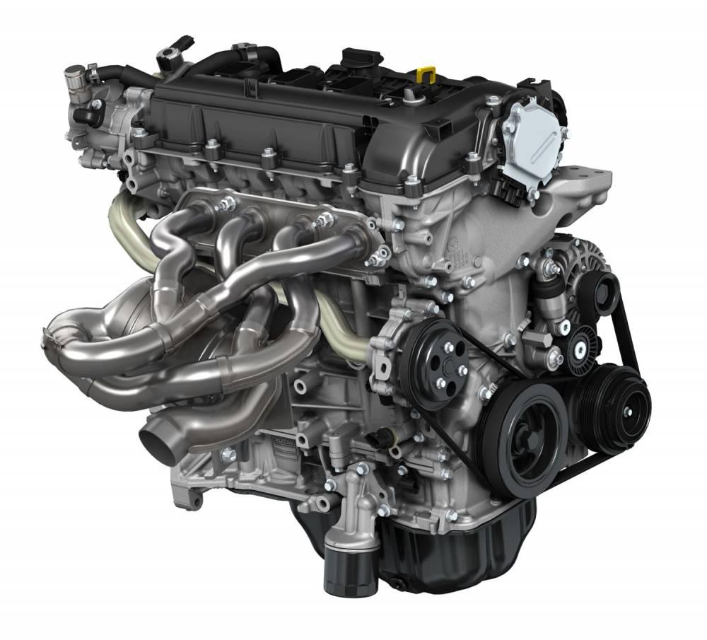 Les futurs moteurs à essence Mazda seront plus efficients, plus propres et donc beaucoup moins coûteux que les diesel actuels. ©  MAZDA