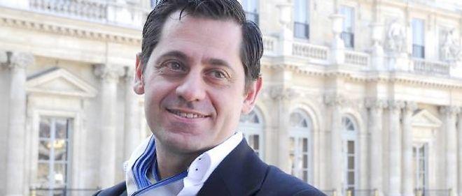 Le directeur du Festival d'Avignon, Olivier Py.