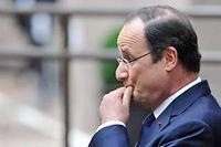 Face à la bérézina des municipales, tout le monde s'attend à ce que François Hollande remanie son gouvernement. ©GEORGES GOBET / AFP