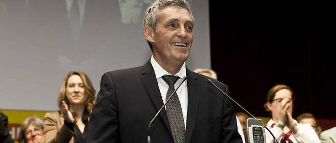 Le dissident de gauche Philippe Saurel serait bien parti pour être élu maire de Montpellier.