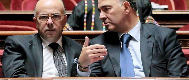 S'ils restent au gouvernement, Bernard Cazeneuve et Pierre Moscovici devront présenter la nouvelle trajectoire budgétaire de la France au Parlement le 15 avril, puis à Bruxelles.