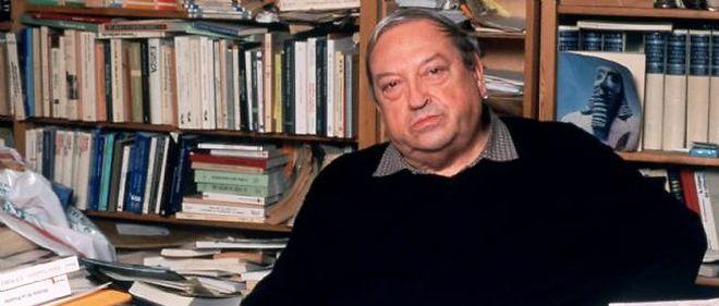 Jacques Le Goff, en 2000.