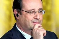 François Hollande. ©Alain Jocard/AFP