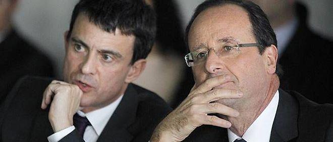 Manuel Valls, nouveau Premier ministre de François Hollande, et concurrent potentiel pour 2017.