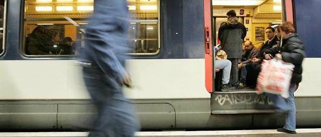 Le RER B a été interrompu mardi dans l'après-midi.