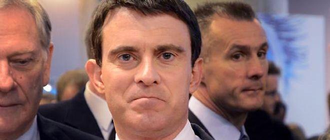 Manuel Valls, nouveau Premier ministre.
